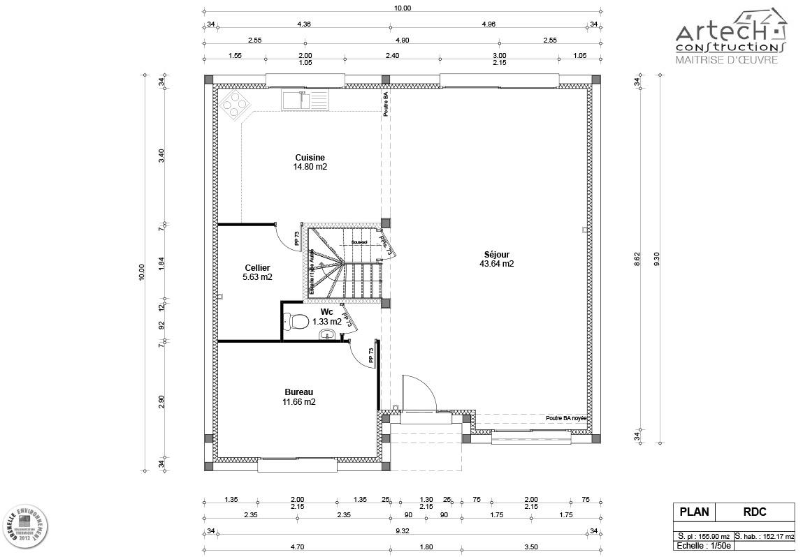 Architecte Et Plan De Maison Plans De Maisons